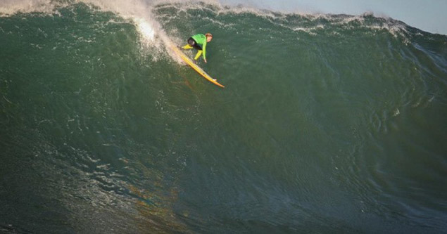 Mavericks Surf Competition, California