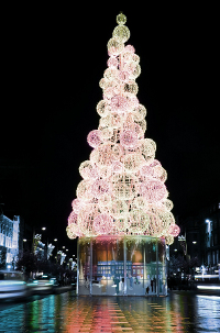 O'Connell Street Christmas Tree