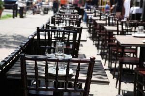 Outdoor Dining at Rockefeller Restaurant Days