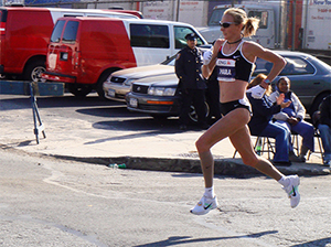 Team GB Runner, Paula Radcliffe
