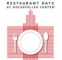 Rockefeller Restaurant Days Logo