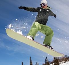 Snowboarding Suit