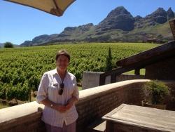 Ann-Marie of Taste the Cape