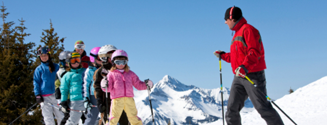 Become a Ski or Snowboarding Instructor