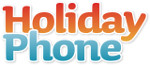 HolidayPhone Logo