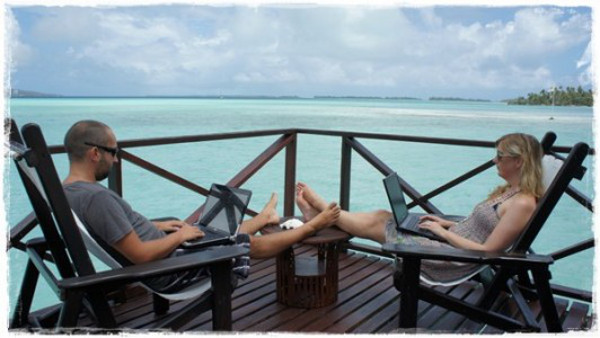 Working from anywhere