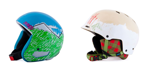 SHRED Helmets