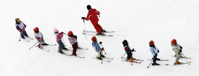 How To Choose A Ski School