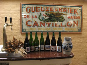 Cantillon Brewery in Brussels, Belgium