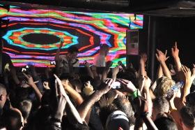 DJ at Sankeys