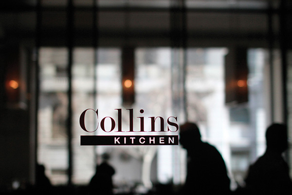 Breakfast At Collins Kitchen