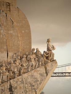 Padrão dos Descobrimentos - a monument to Portugals Age of Discovery