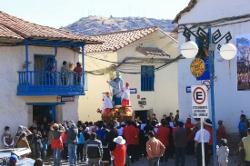 Granja Heidi, Cusco