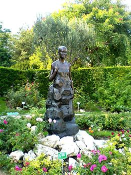 Princess Grace Memorial Rose Garden