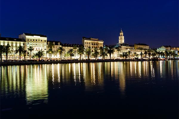 Riva Seafront Promenade
