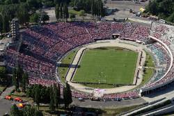 Rio Maracana Stadium
