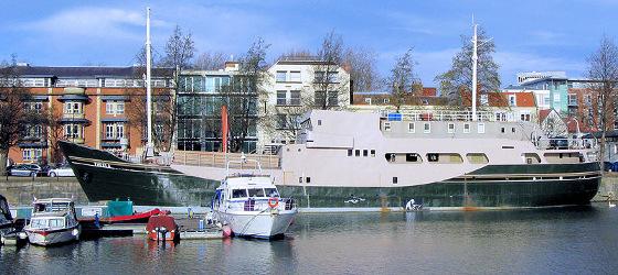 Thekla Boat Nightclub