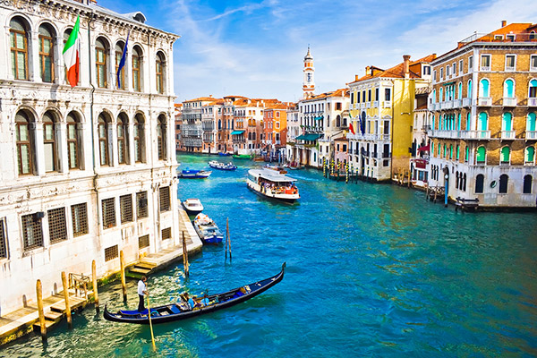 Grand Canal Tour