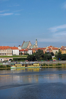 Warsaw's Vistula River Cruise