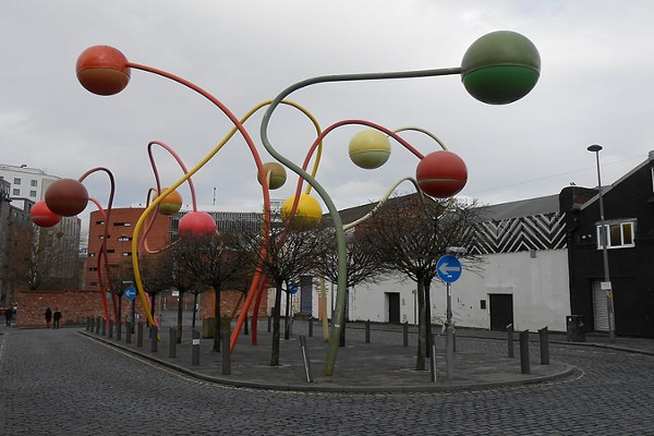 Art on Wolstenholme Square