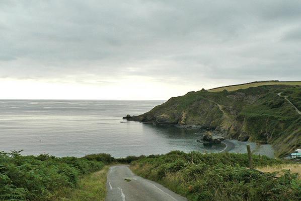 Porthkerris Cornwall