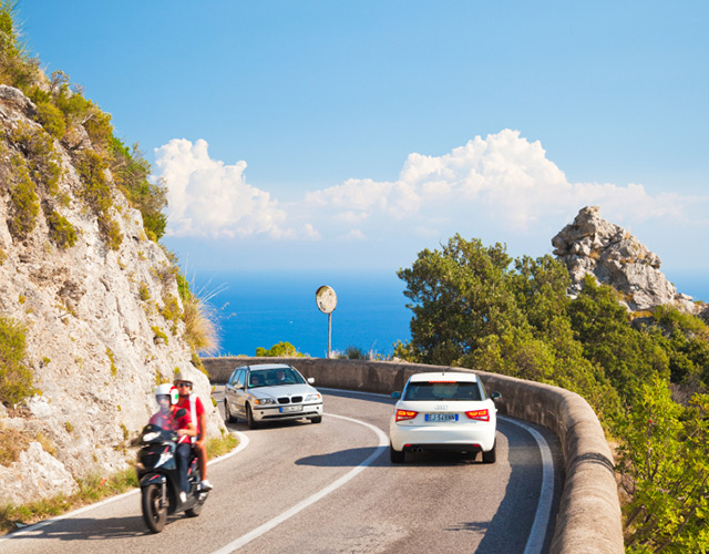 Amalfi Coastal Route