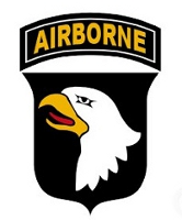 101st Airborne Division - the 'Screaming Eagles'