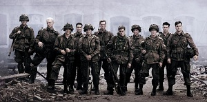 Band of Brothers soldiers