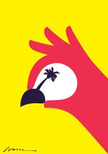 Birdland by Noma Bar