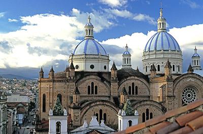 Cathedrals, Equador