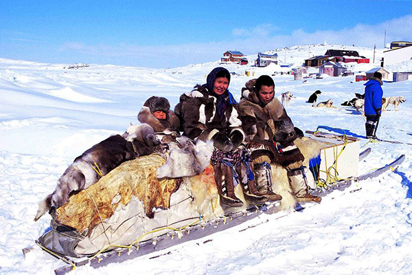 Inuit People of Greenland