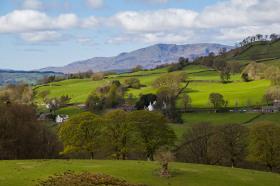 Picturesque Cumbria