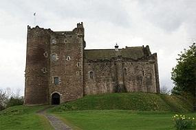 Doune Castle, Stirling