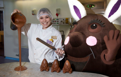 Cadbury World's Easter Extravaganza