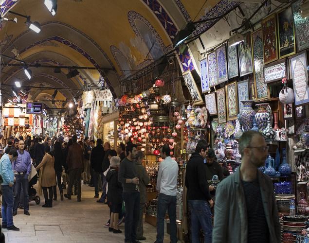 Grand Covered Bazaar