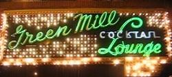 The ex-speakeasy Green Mill Jazz Club