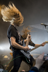 Head-banging Rock