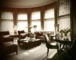 Langham London, interior
