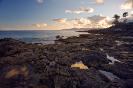 The beach at Lanzarote