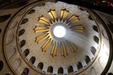 Royal Sepulchre in Jerusalem