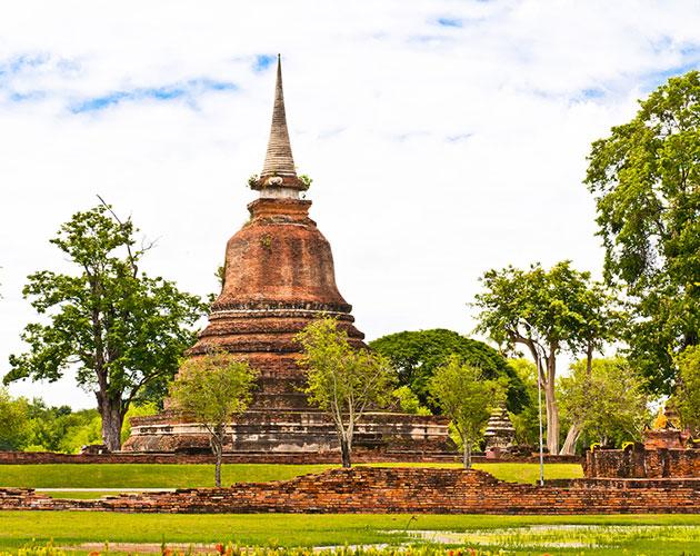 Sukothai Historical Park in Vietnam