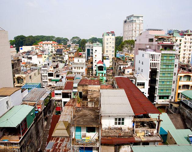 Houses in Vietnam