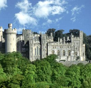 Top 10 UK Castles
