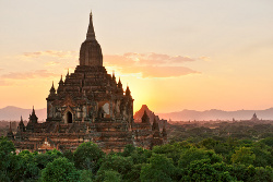 Temple at Bagan
