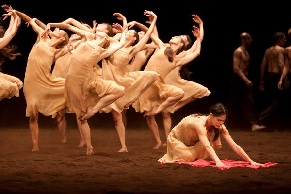 Ballet At Palais Garnier