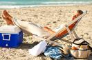 Accessories on Beach