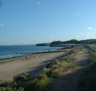 Dawlish Warren Beach