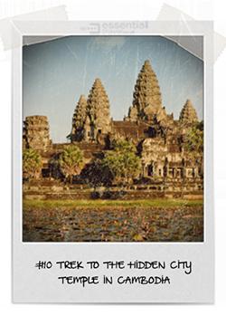 Hidden City Temple