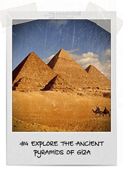 Explore the Pyramids