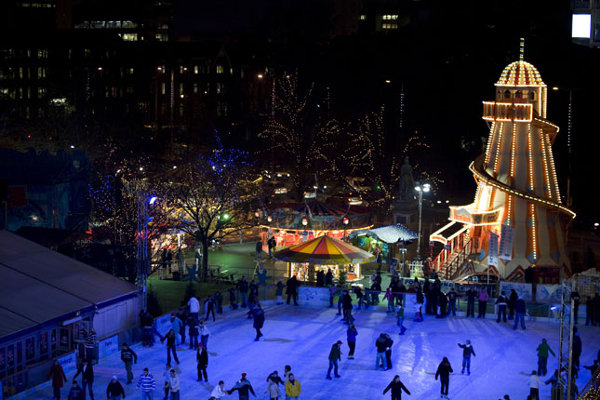 Cardiff's Winter Wonderland